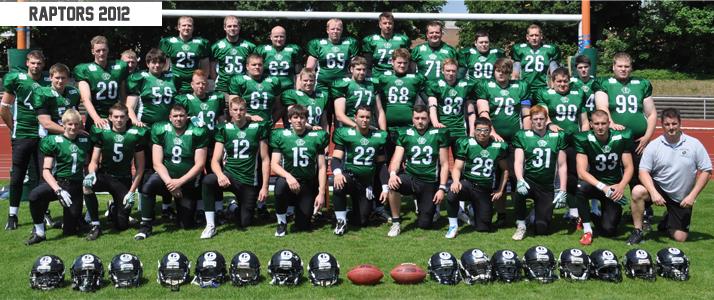 Das Team 2012