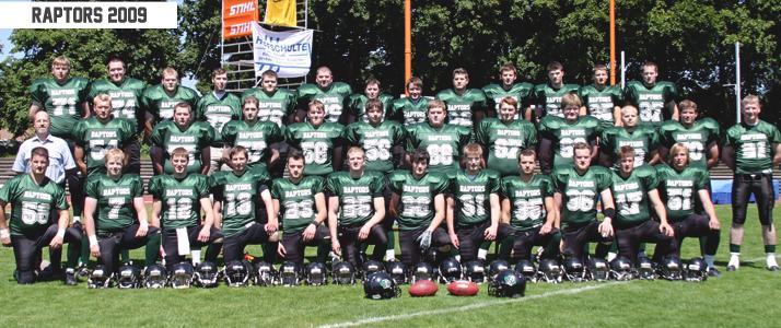 Das Team von 2009